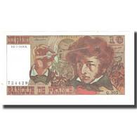 France, 10 Francs, Berlioz, 1978, P. A.Strohl-G.Bouchet-J.J.Tronche, 1978-07-06 - 10 F 1972-1978 ''Berlioz''