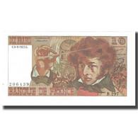 France, 10 Francs, Berlioz, 1977, P. A.Strohl-G.Bouchet-J.J.Tronche, 1977-03-03 - 10 F 1972-1978 ''Berlioz''