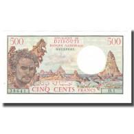 Billet, Djibouti, 500 Francs, KM:36a, NEUF - Djibouti