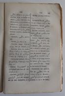 PAULMIER - Dictionnaire Français-arabe Hachette 1872 Algérie Alger Colonisation - Dictionaries