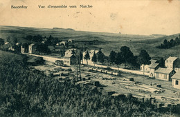 Baconfoy Vue D'ensemble Vers Marche ( Gare ) - Autres
