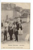 Cartolina Costumi Gravinesi Sposalizio Non Viaggiata Gravina Di Puglia Bari - Bari