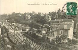 VAUCRESSON La Gare Et Les Coteaux - Vaucresson