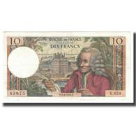 France, 10 Francs, Berlioz, 1970, P. A.Strohl-G.Bouchet-J.J.Tronche, 1970-09-03 - 10 F 1972-1978 ''Berlioz''