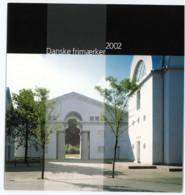 Dänemark Briefmarken 2002, Postfrisch - Años Completos