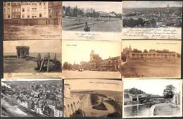 Namur - Lot 45 Cartes (un Peu De Tout Gare Tram...) (petit Prix) - Namur