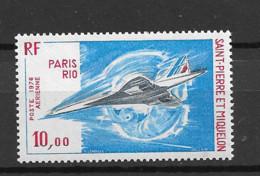 1976 MNH Saint Pierre Et Mequelon Mi 514 - Used Stamps