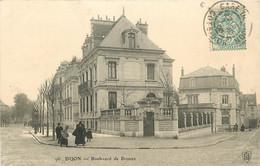 DIJON BOULEVARD DE BROSSES - Dijon