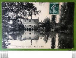 CPA - Saint-Médard-en-Jalles - Moulin Du Thil (Jalle écrit Sans S Sur La CP) - Altri Comuni