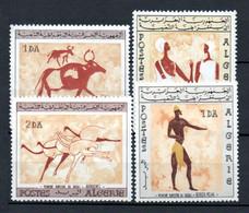 Q-31  Algérie N° 414 à 417 ** . A Saisir !!! - Algerien (1962-...)