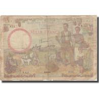 Billet, Tunisie, 1000 Francs, 1946, 1946-09-05, KM:26, B+ - Tunisia
