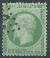 Lot N°59586  N°20, Oblit GC - 1862 Napoléon III.