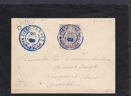 CF-MG-30 – FRENCH COLONIES – MADAGASCAR – NICE COVER – 1903 - Y&T # 44 - Covers & Documents