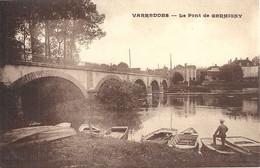 CPA Varredes Le Pont De Germigny - Other Municipalities
