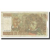 France, 10 Francs, Berlioz, 1975, P. A.Strohl-G.Bouchet-J.J.Tronche, 1975-03-06 - 10 F 1972-1978 ''Berlioz''