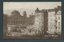Bulgarie - Sofia Der Platz , Sveta Nedelia     -  Gaq 83 - Bulgaria