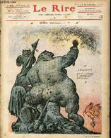 Le Rire N°250 De La Nouvelle Série - Statues Anthumes - II - A Jean Jaures. - LEANDRE - 1907 - Ohne Zuordnung
