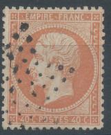 Lot N°59595  N°23, Oblit étoile Muette De PARIS - 1862 Napoléon III.