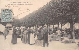 BAYEUX - Le Marché Aux Légumes - Bayeux