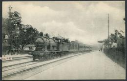 Réseau D'Orléans - Le Sud-Express Paris-Bordeaux-Madrid-Lisbonne Dans La Banlieue De Paris En 1906 -Edit. H. M. P. N° 31 - Treinen