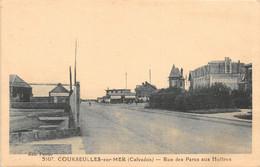 COURSEULLES SUR MER - Rue Des Parcs Aux Huîtres - Courseulles-sur-Mer