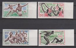 Centrafricaine Central Africa  JO Tokyo 1964  Imperf ND - Summer 1964: Tokyo