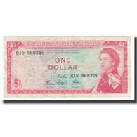 Billet, Etats Des Caraibes Orientales, 1 Dollar, KM:13c, TTB - East Carribeans