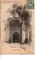 EXPOSITION UNIVERSELLE 1900. Cartes Postales Illustrées Des Colonies Françaises. La Tunisie (Trocadéro) - Exhibitions