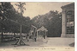 CPA  CHARBONNIERE  Le Parc  ( Vers Guignol )  N° 29 - Charbonniere Les Bains