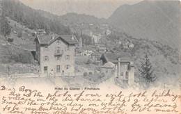Hôtel Du Glacier Finhauts Finhaut - VS Valais