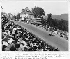 Photographie   Sport Automobile  Grand Prix Du Comminges 1939. Le Bègue Et Wimille   (voir Scan Et Commentaires) - Altri