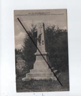 CPA  Souple -  La Noë Blanche -(I.-et-V.) - Le Monument élevé à La Mémoire Des Soldats Morts Pour La France - Sonstige Gemeinden