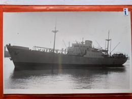 CPA. Bateau. Photo à Identifier.  (Q.1381) - Cargos