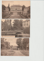 Scheldewindeke : Château Bleu -- Maison De Vacances Des Réunions Amicales ---- 3 Kaarten - Oosterzele