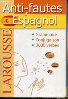Anti-fautes D'Espagnol - Picci Giovanni - 2008 - Kultur