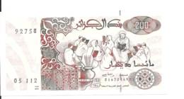 ALGERIE 200 DINARS 1983 UNC P 138 - Algeria