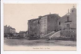 CP 83 POURRIERES La Place - Other Municipalities