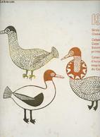 1972 - Calendrier D'estampes Esquimaudes Du Cap Dorset - Oiseaux Enchantés - Collectif - 1971 - Agende & Calendari