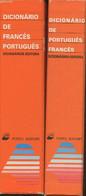 Dicionario De Francês- Português Et Dictionario De Português- Francês (2 Volumes) - Da Costa Carvalho Ovilio - 1995 - Cultural