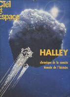 2 Volumes/ Ciel Et Espace - Calendriers Astronomiques 1985-1986 - Heudier Jean Louis, Joly Jean Michel - 1986 - Agende & Calendari
