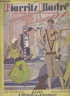 Biarritz Illustré N°5- 20 Septembre 1929- Liste Officielle Des étrangers-Sommaire: Couleurs Du Temps-La Jolie Fête Sous  - Altre Riviste