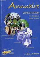 Diocèse De Rodez Et De Vabres - Annuaire 2015-2016. - Collectif - 2015 - Annuaires Téléphoniques