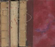 Oeuvres Complètes- Tomes VII+IX+XII (Tomes VIII, X Et XI Manquants)-Guerre Et Paix - Tolstoï Léon - 1904 - Other