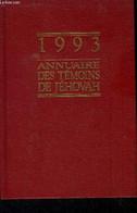 Annuaire Des Témoins De Jéhovah 1993 - Collectif - 1993 - Annuaires Téléphoniques