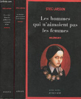 Lot De 2 Volumes: Les Hommes Qui N'aimaient Pas Les Femmes; La Reine Dans Le Palais Des Courants D'air - Larsson Stieg - - Other