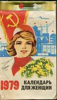 Calendrier Russe 1979. - Collectif - 1979 - Agende & Calendari