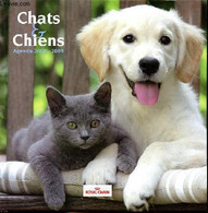 Chiens Et Chats Agenda 2008-2009 - Collectif - 2008 - Blank Diaries