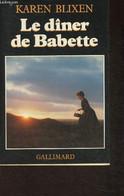 Le Dîner De Babette- Nouvelles - Blixen Karen - 1986 - Other