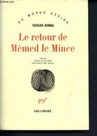 Le Retour De Mèmed Le Mince - Collection Du Monde Entier - Kemal Yachar - 1987 - Other