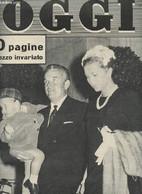 OGGI - Anno XVI - N°15 - 14 Aprile 1960 - Perché Ho Provocato La Caduta Di Segni, Dell'on Giovani Malagodi - Ancora Vend - Cultural
